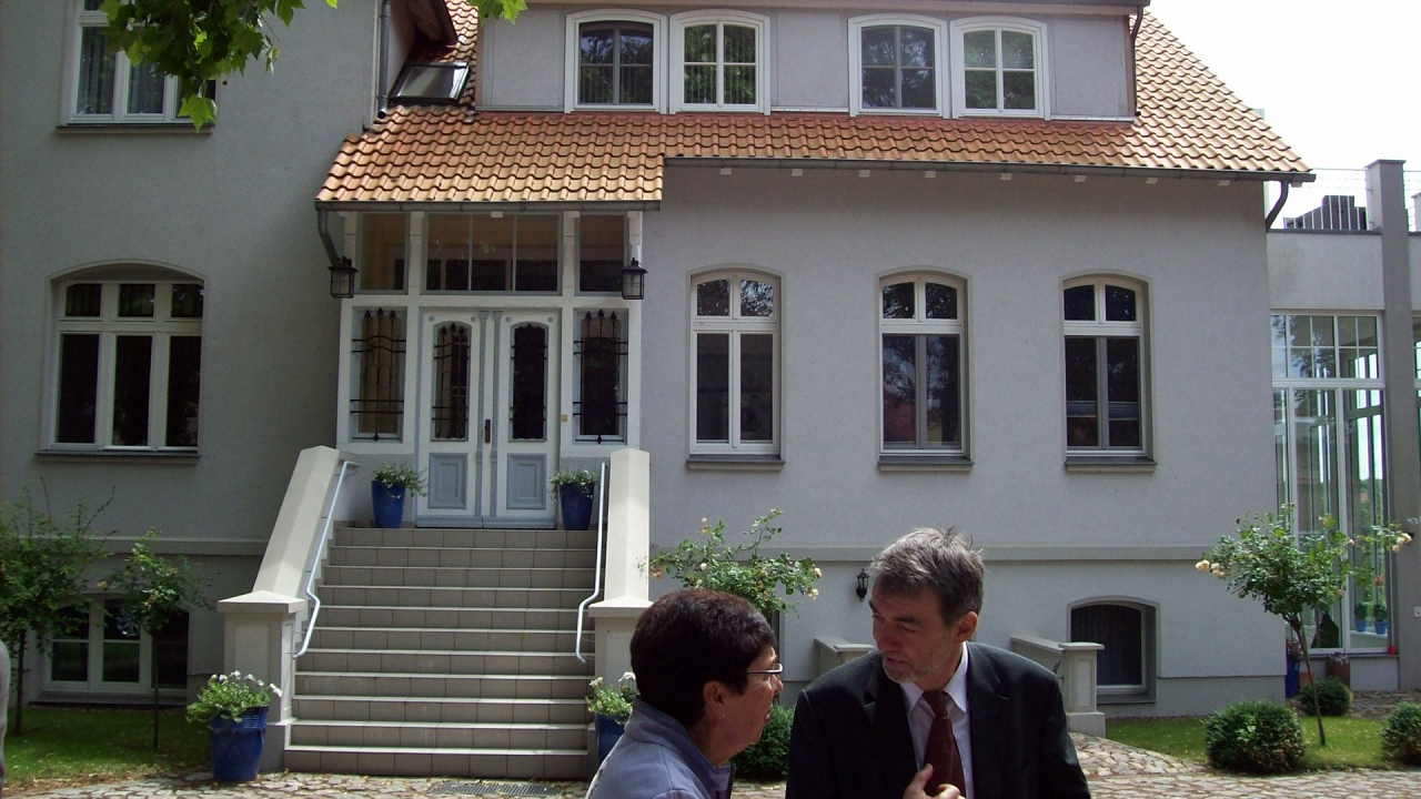 k-Villa Blank m. LB Anne Drechsler u. Pastor Eckhard Känder-1